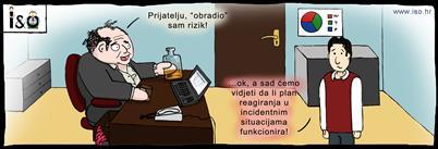 IMPLEMENTACIJA INFORMACIJSKE SIGURNOSTI - KORAK 9